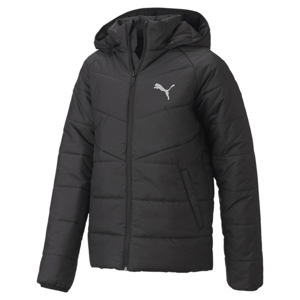 Изображение Puma Детская куртка CB Padded Jacket #1
