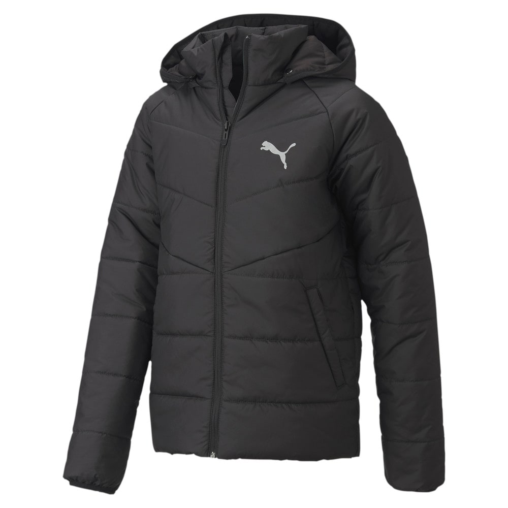 Зображення Puma Дитяча куртка CB Padded Jacket #1