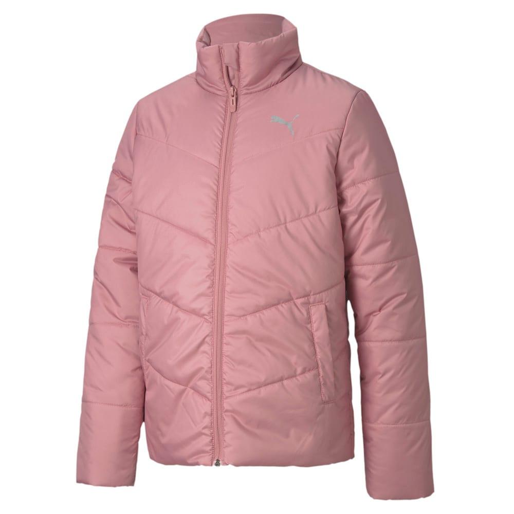 Изображение Puma Детская куртка ESS Padded Jacket G #1