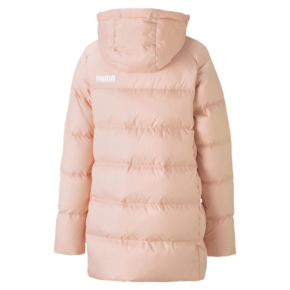 Изображение Puma Детская куртка Long Down Jacket G #2
