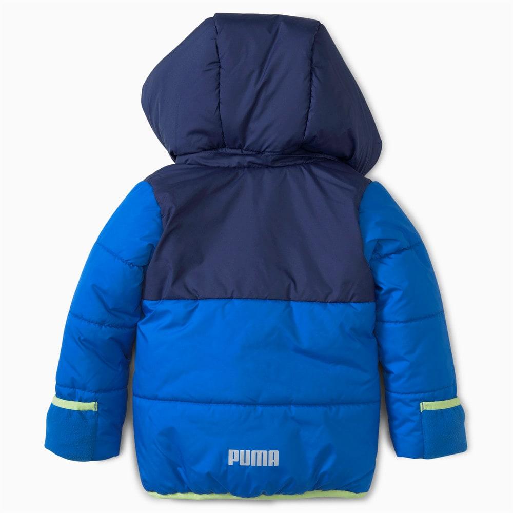 Изображение Puma Детская куртка Minicats Padded Jacket #2
