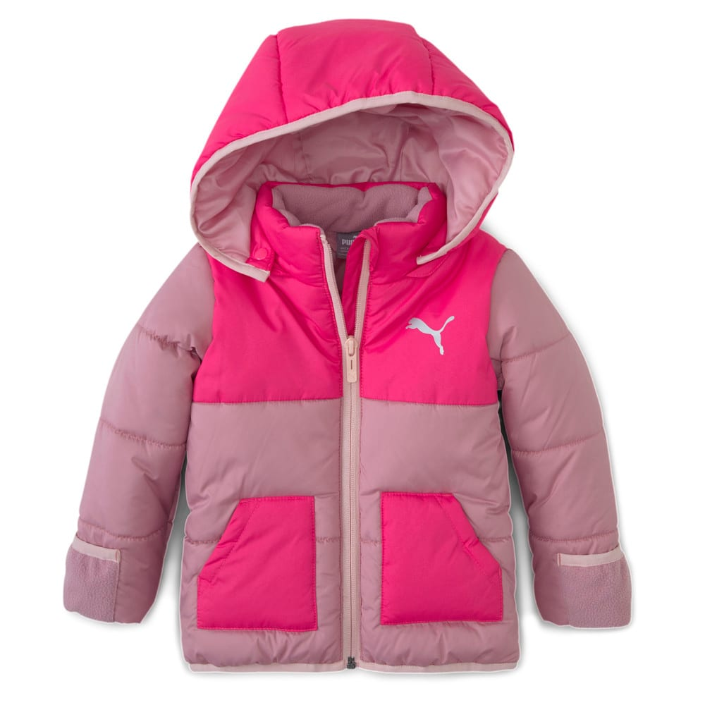Изображение Puma Детская куртка Minicats Padded Jacket #1