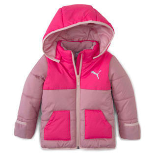Изображение Puma Детская куртка Minicats Padded Jacket