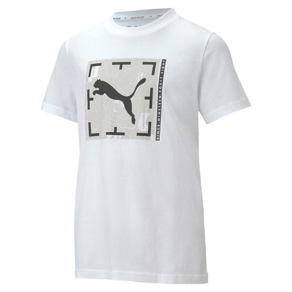 Изображение Puma Детская футболка Active Sports Graphic Tee #1
