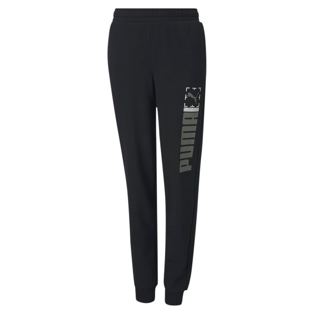 Изображение Puma Детские штаны Active Sports Sweatpants #1