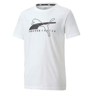 Изображение Puma Детская футболка Alpha Graphic Tee