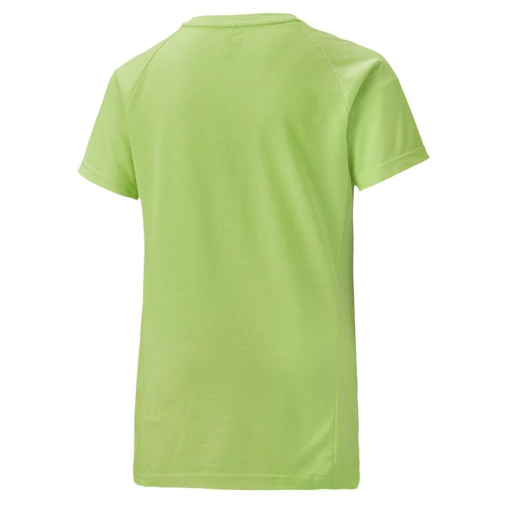 Изображение Puma Детская футболка EVOSTRIPE Tee #2