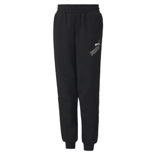 Изображение Puma Детские штаны Amplified Sweatpants