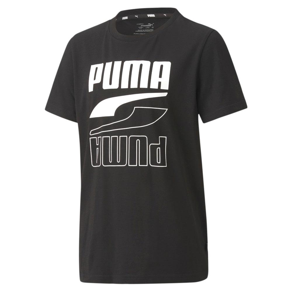 Görüntü Puma REBEL Erkek Çocuk T-shirt #1
