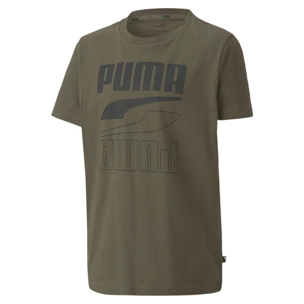 Изображение Puma Детская футболка Rebel Tee #1