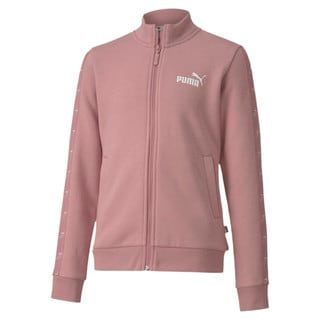 Изображение Puma Олимпийка Amplified Full Zip Youth Track Jacket