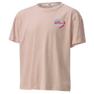 Изображение Puma Детская футболка Alpha Style Tee