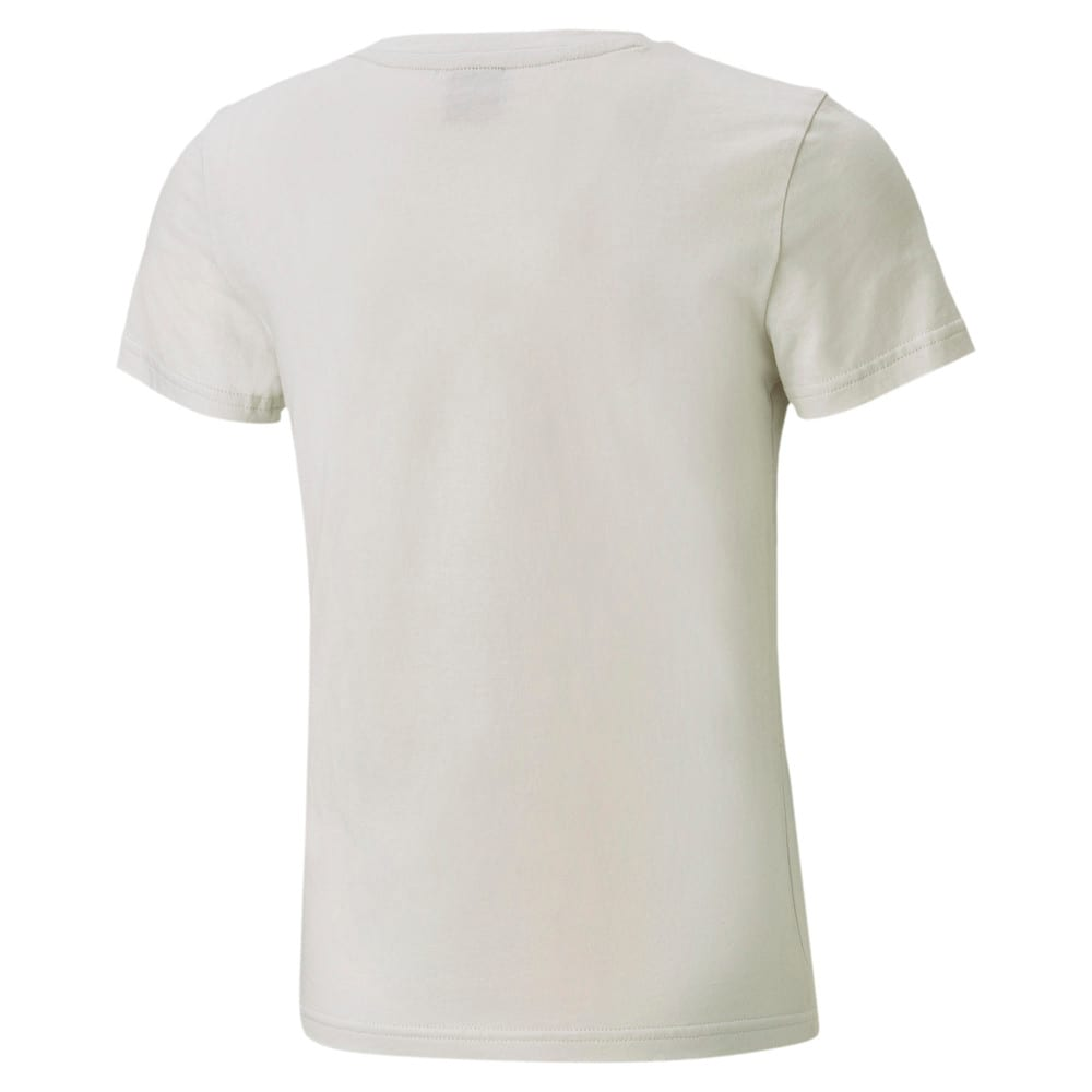 Image Puma Alpha  Short Sleeve Youth Tee #2
