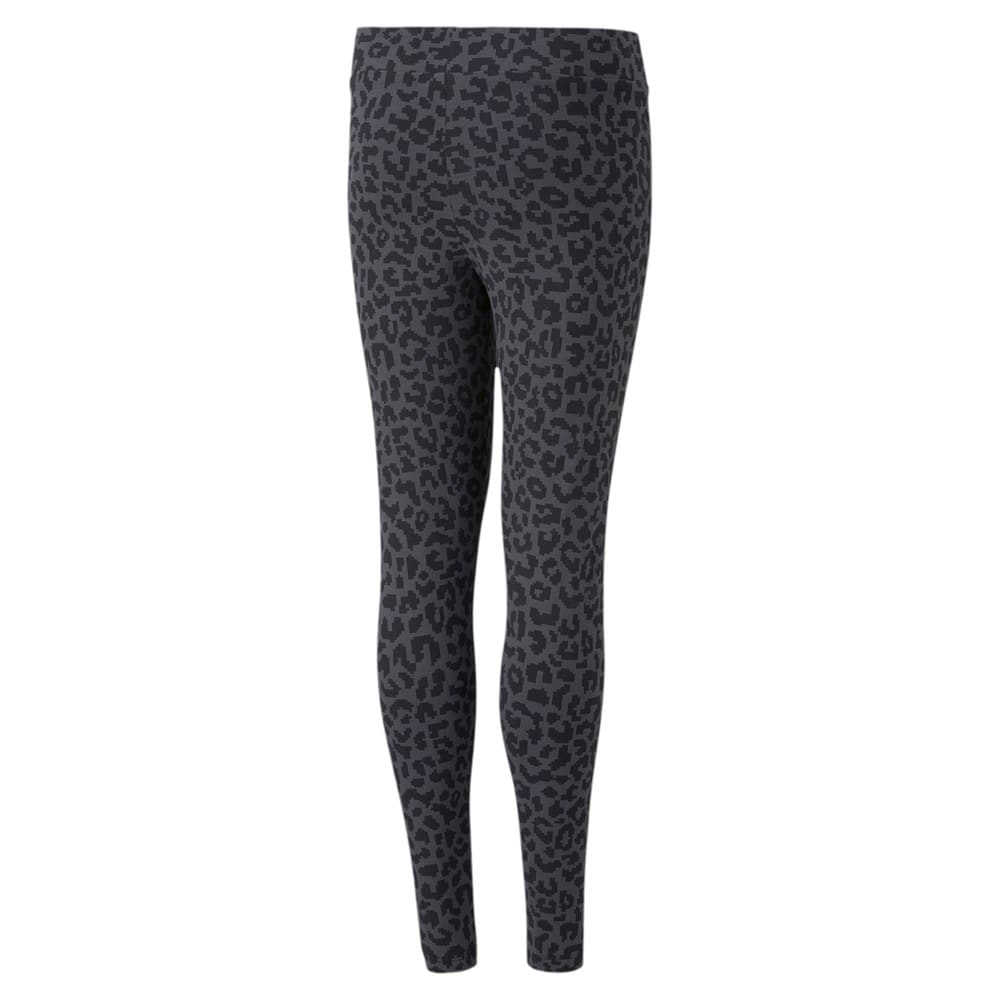 Image Puma Alpha Printed Youth Leggings #2