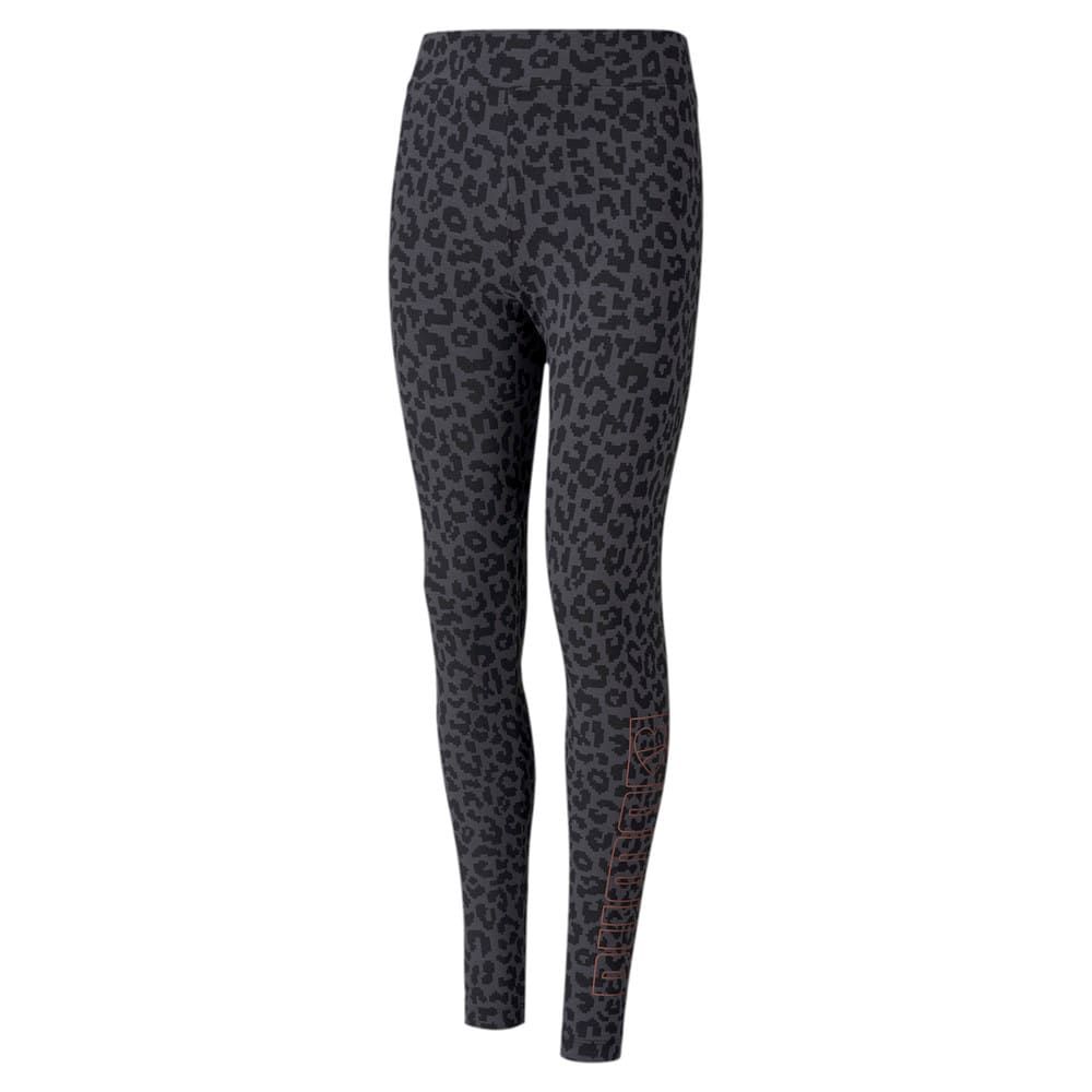 Image Puma Alpha Printed Youth Leggings #1