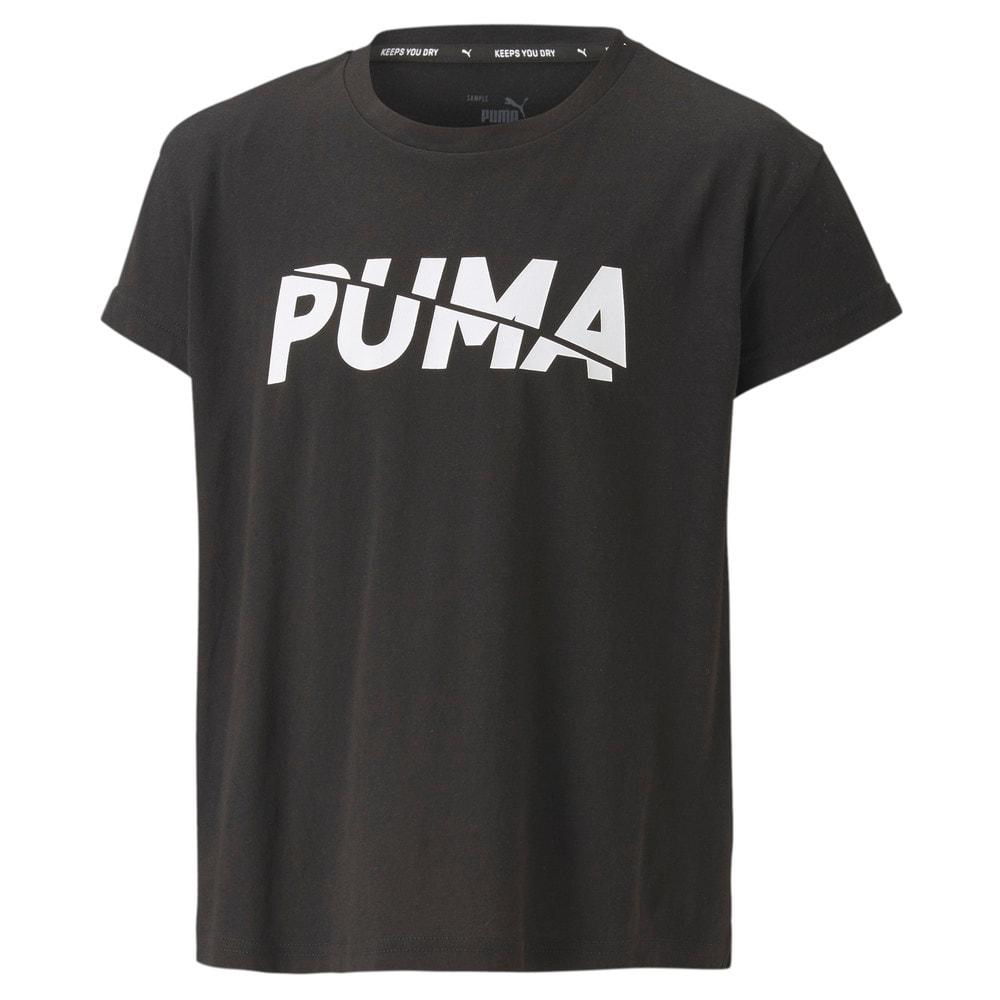 Imagen PUMA Polera juvenil Modern Sports Logo #1