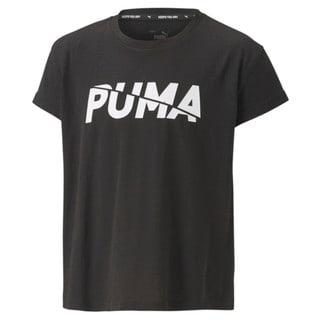 Изображение Puma Детская футболка Modern Sports Logo Tee