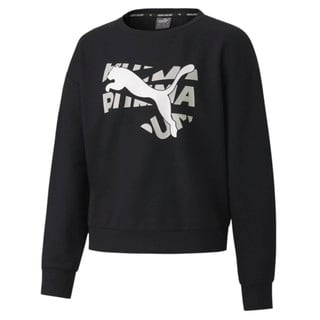 Изображение Puma Толстовка Modern Sports Long Sleeve Youth Sweater