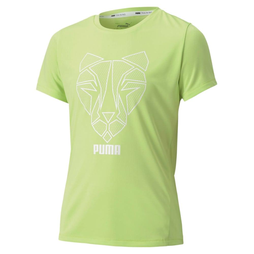 Изображение Puma Детская футболка Runtrain Tee #1