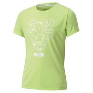 Изображение Puma Детская футболка Runtrain Tee