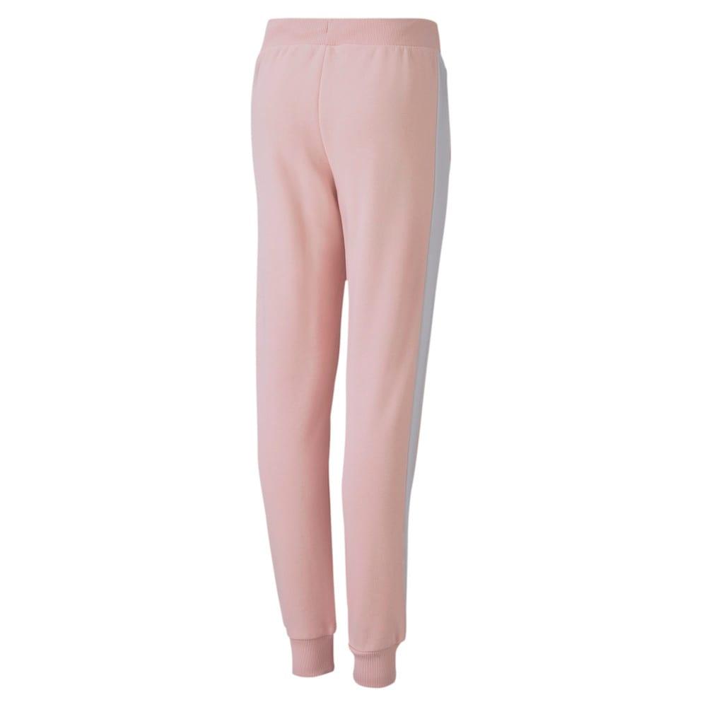 Изображение Puma Детские штаны Classics T7 Sweatpants #2
