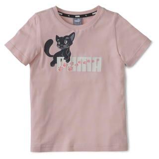 Изображение Puma Детская футболка Animals Tee