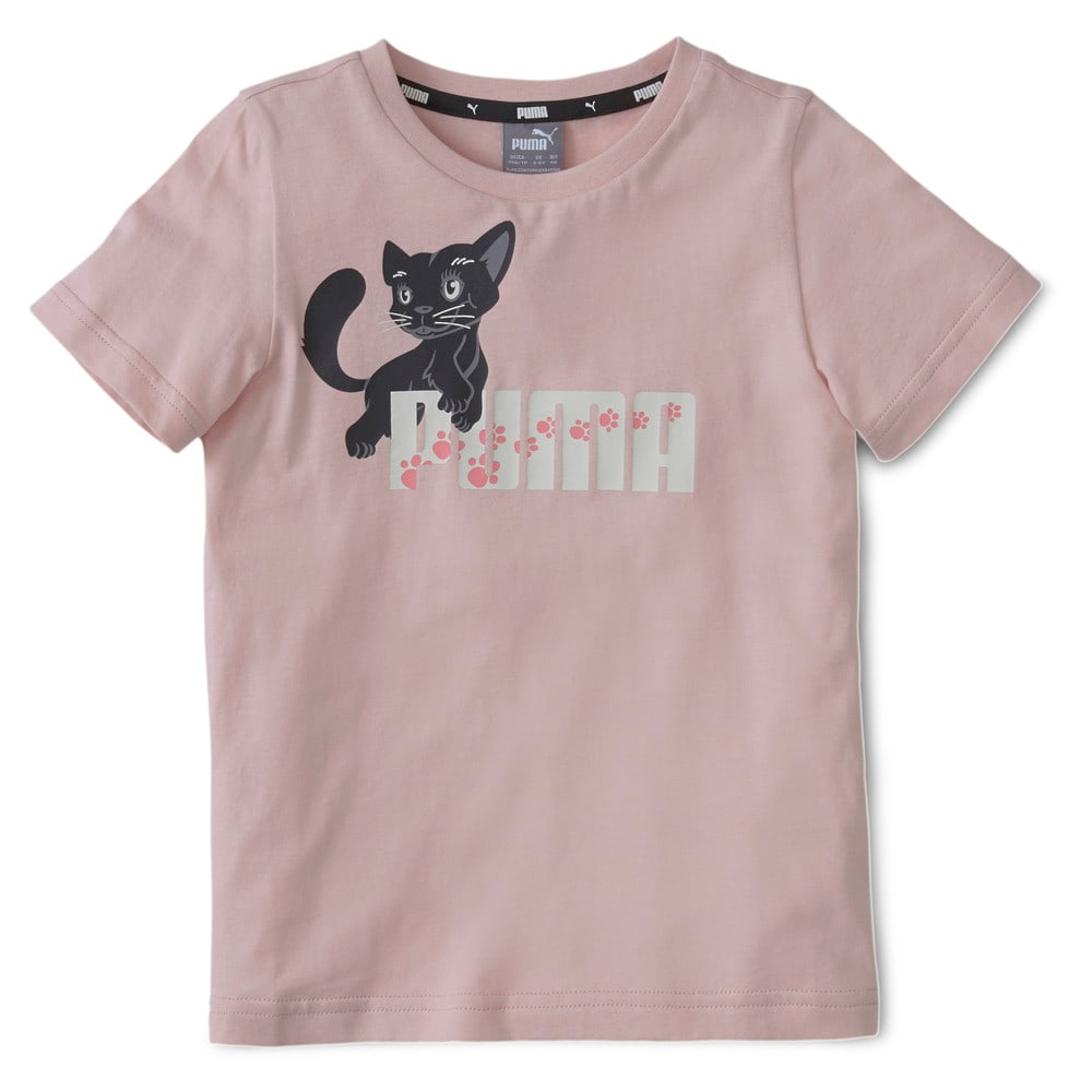 Image Puma Animals Kids' Tee #1