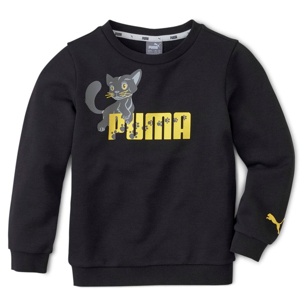 Зображення Puma Дитяча толстовка Animals Crew #1