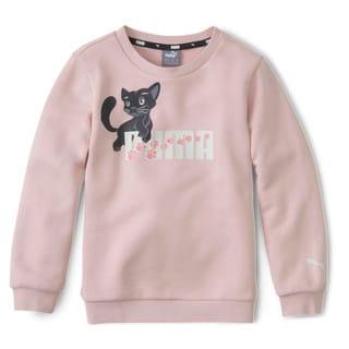 Изображение Puma Детская толстовка Animals Crew