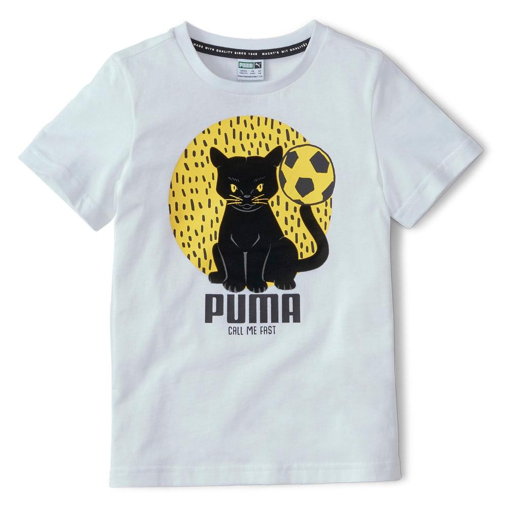 Image PUMA Camiseta Animals Suede Kids #1