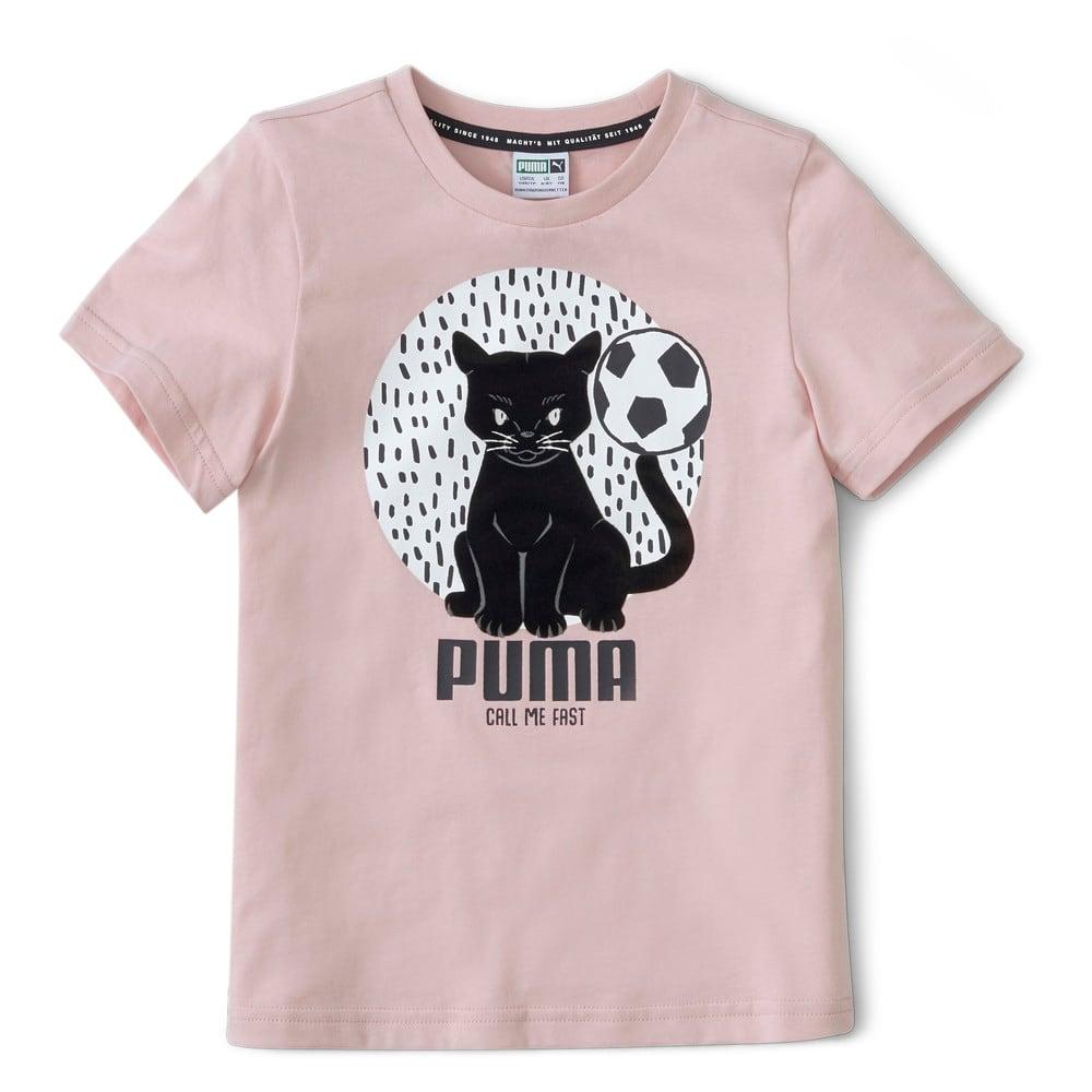 Image Puma Animals Suede Kids' Tee #1