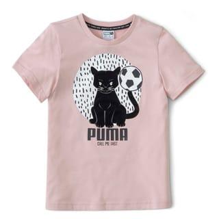 Image Puma Animals Suede Kids' Tee