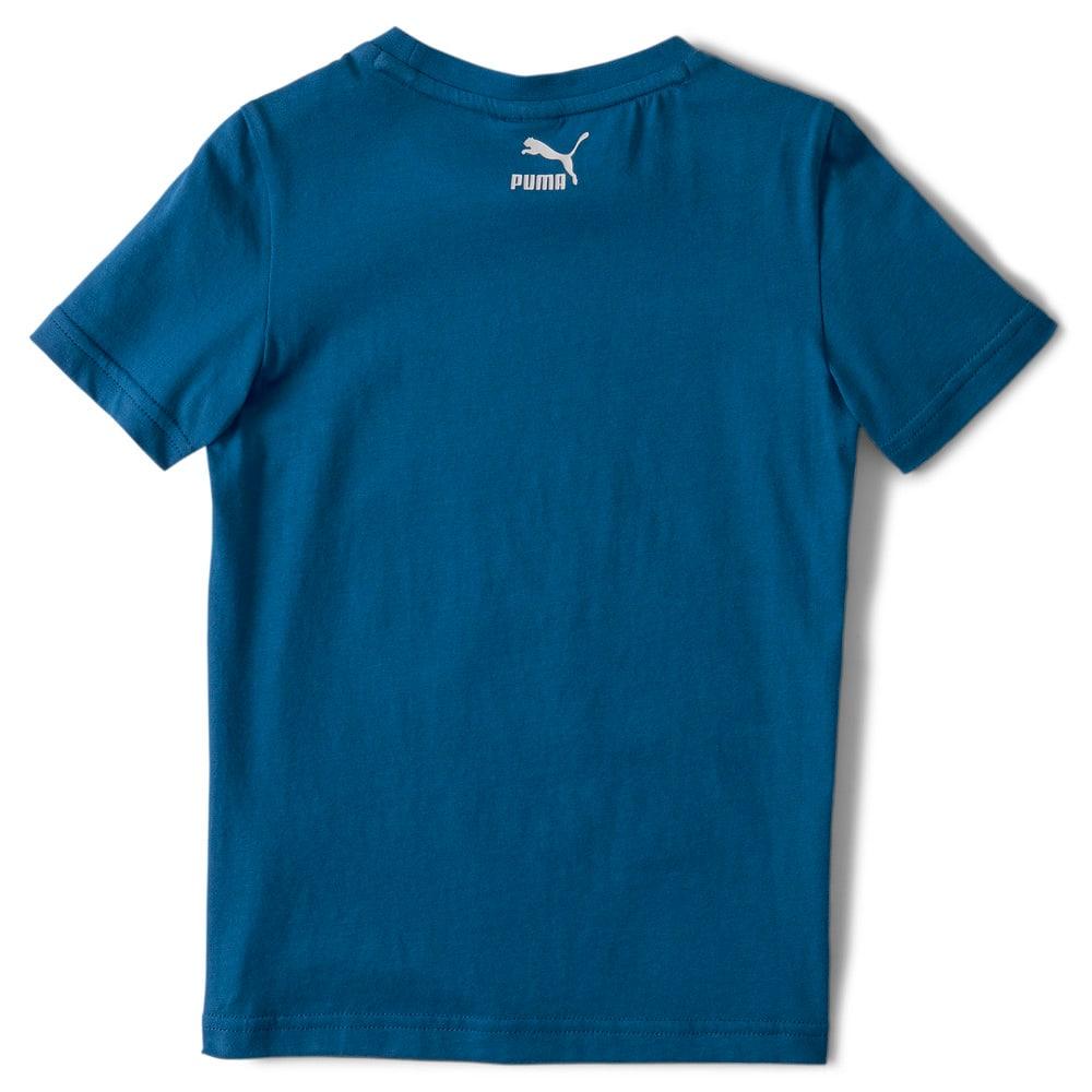 Изображение Puma Детская футболка Animals Suede Tee #2