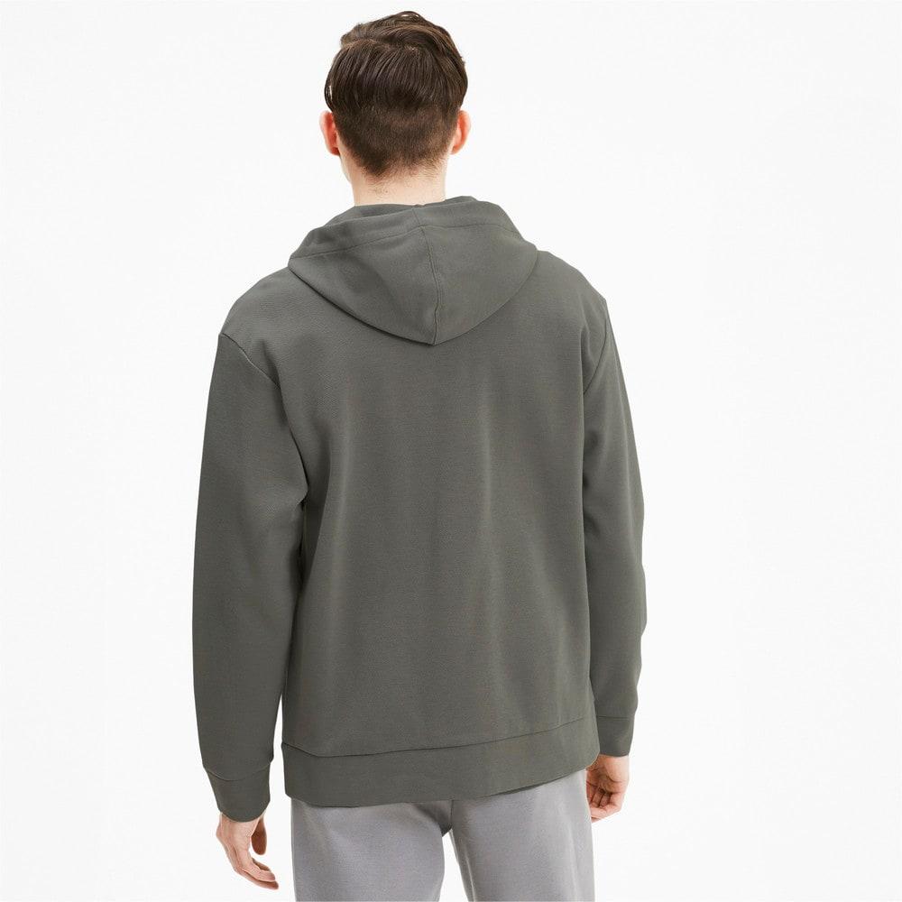 Görüntü Puma NU-TILITY Fermuarlı Erkek Kapüşonlu Sweatshirt #2