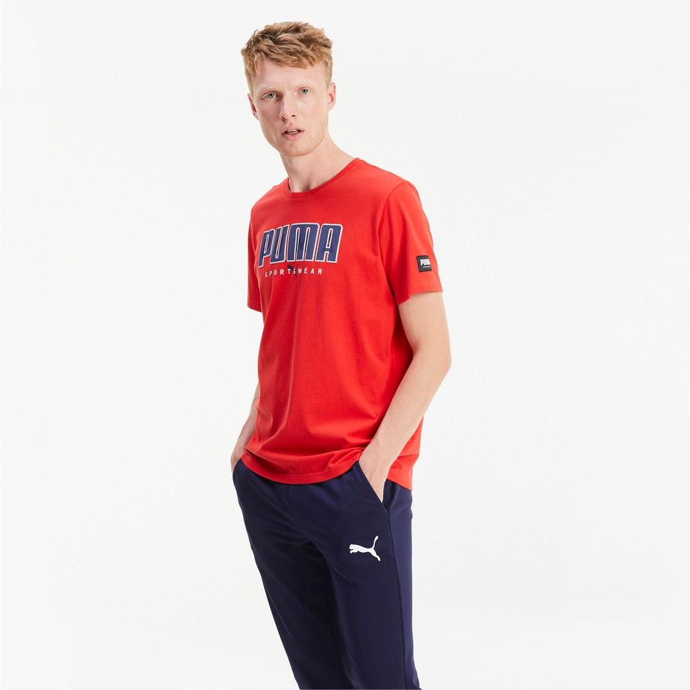 Görüntü Puma ATHLETICS Erkek T-shirt #1