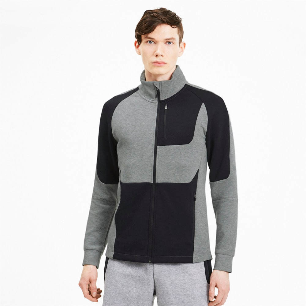 Image Puma Evostripe Men's Track Jacket #1