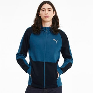 Изображение Puma Толстовка EVOSTRIPE FZ Hoodie
