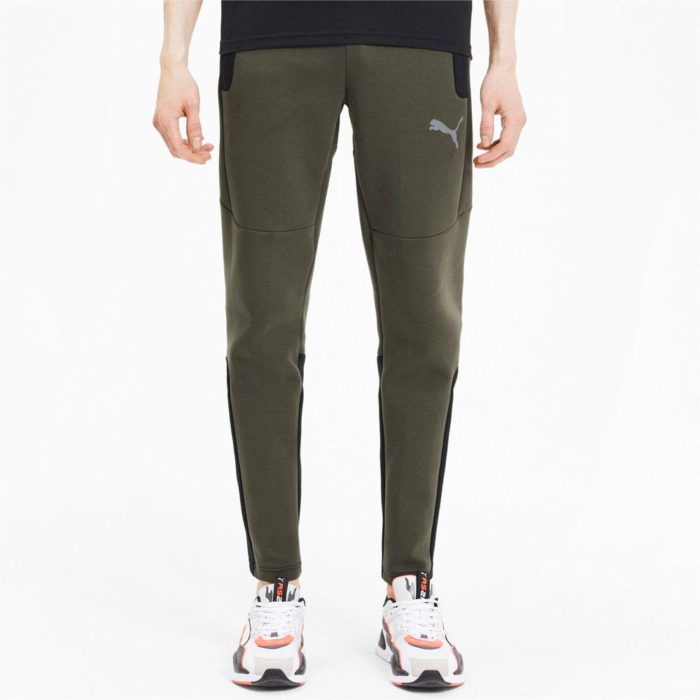 Изображение Puma Штаны EVOSTRIPE Pants #1