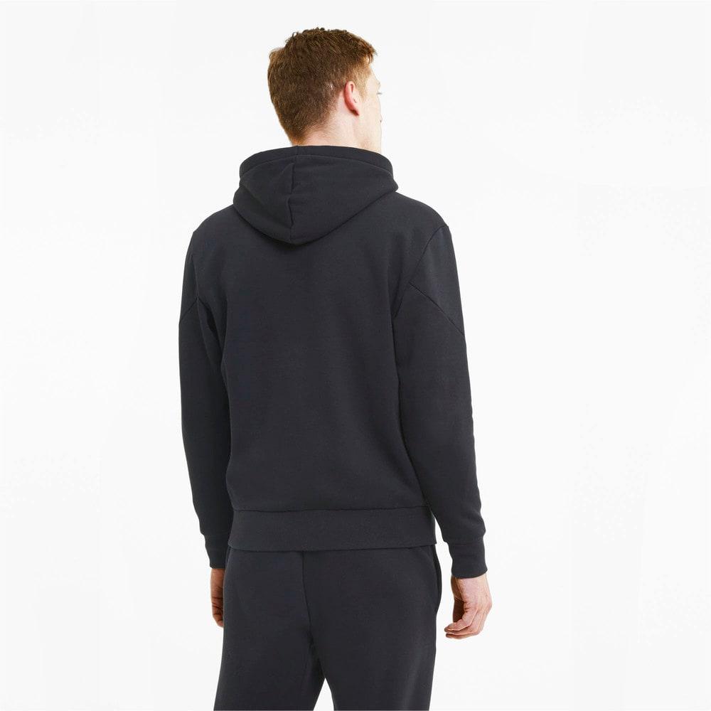 Görüntü Puma Rebel Fermuarlı Erkek Kapüşonlu Sweatshirt #2