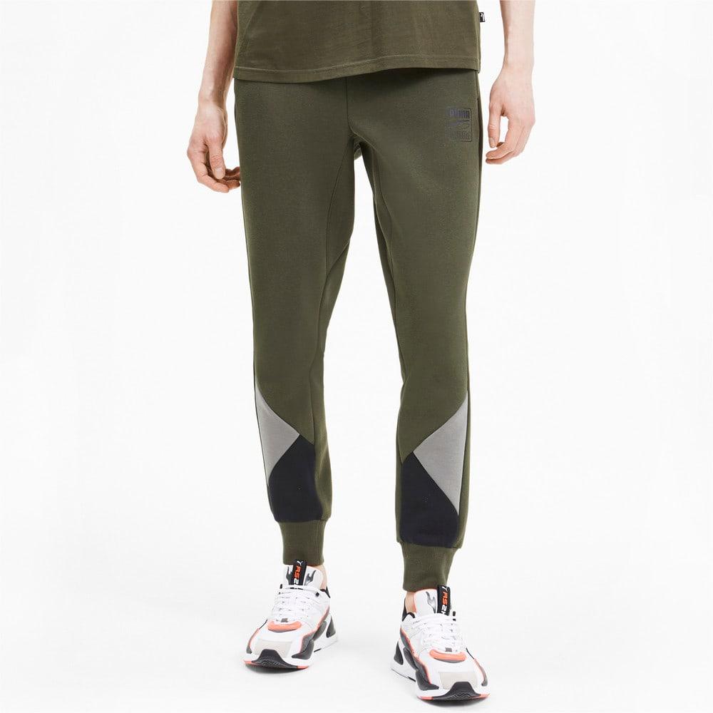 Изображение Puma Штаны Rebel Pants Block #1