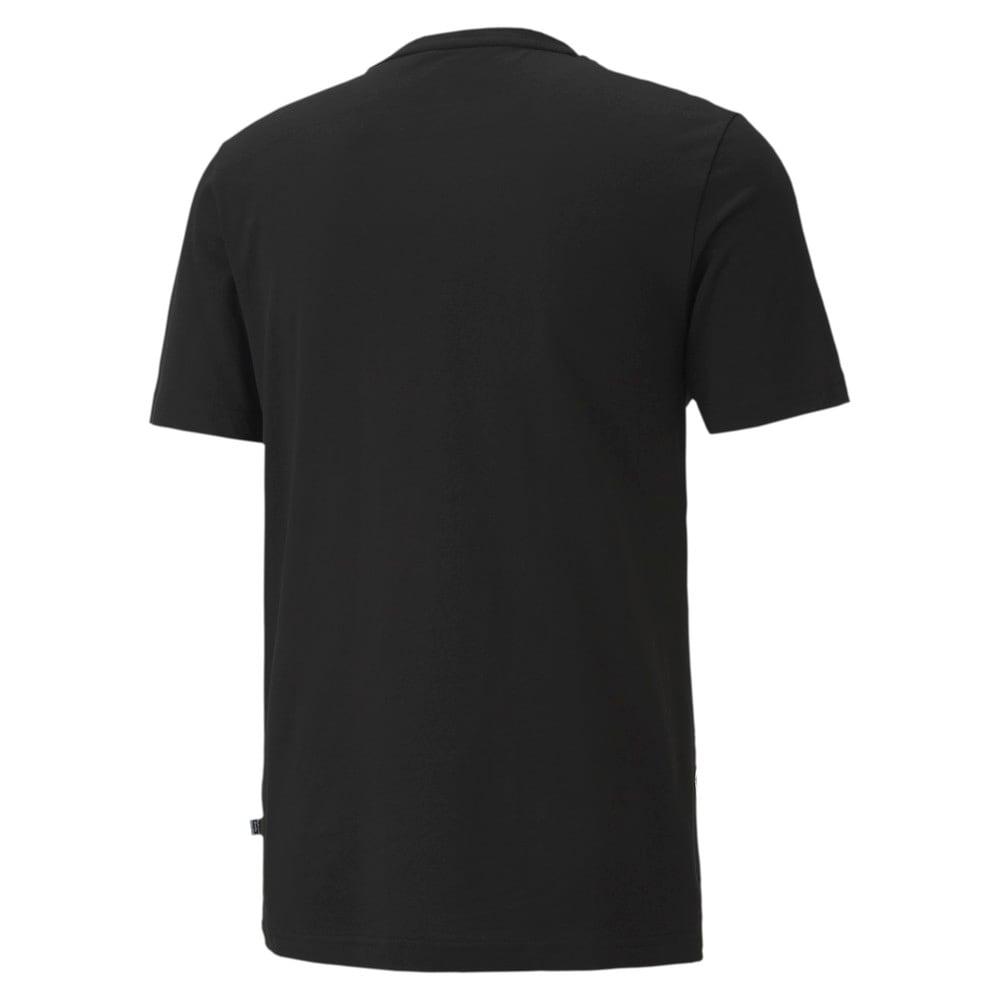 Изображение Puma Футболка Big Logo Short Sleeve Men's Tee #2