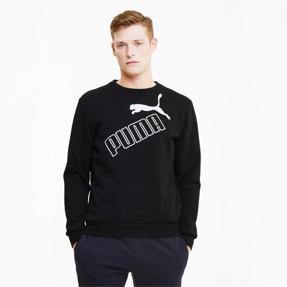 Изображение Puma Толстовка Big Logo Men's Sweater #1