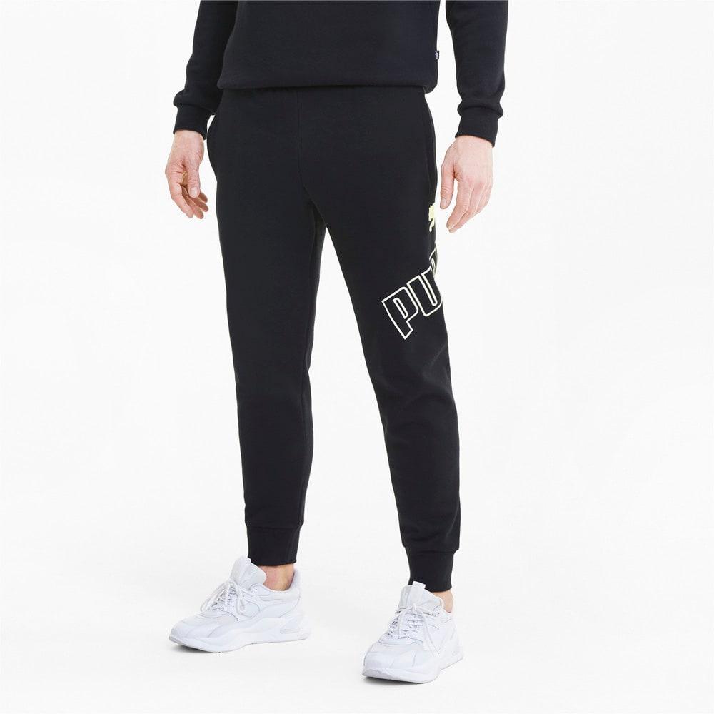 Изображение Puma Штаны Big Logo Men's Sweatpants #1