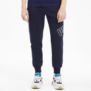 Изображение Puma Штаны Big Logo Men's Sweatpants