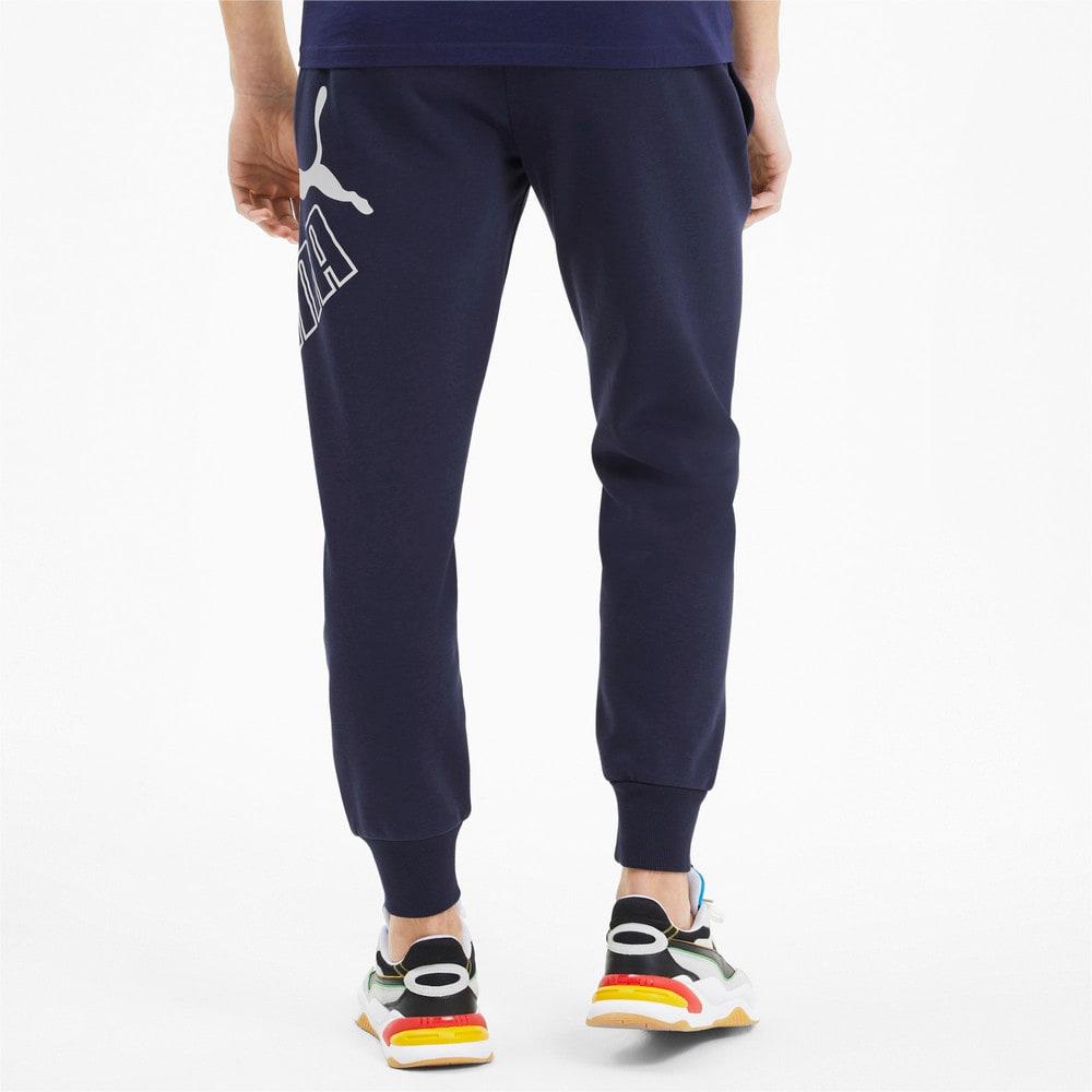 Изображение Puma Штаны Big Logo Men's Sweatpants #2