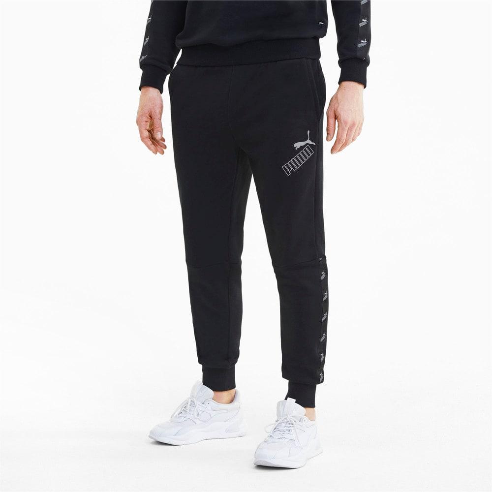 Изображение Puma Штаны Amplified Men's Sweatpants #1