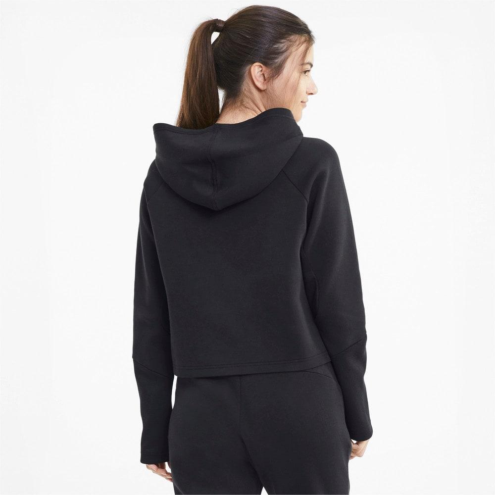 Imagen PUMA Polerón con capucha Evostripe para mujer #2