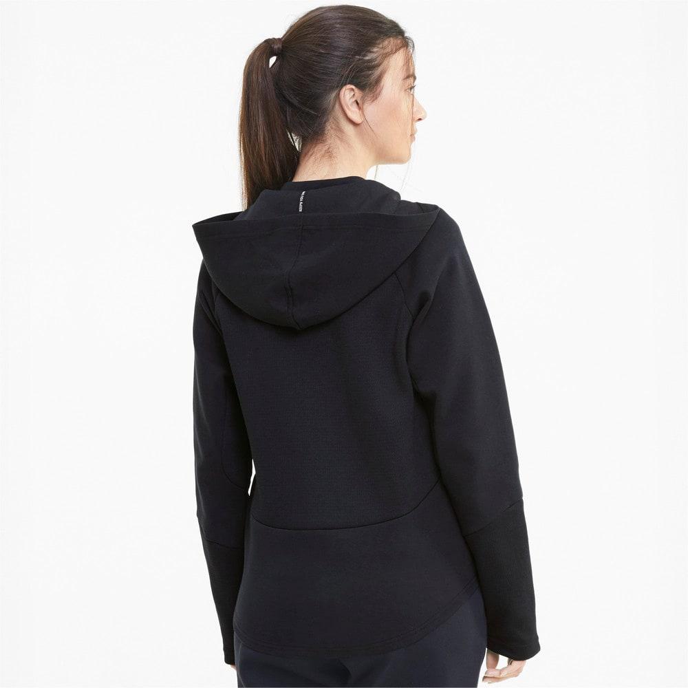 Imagen PUMA Chaqueta con capucha y cierre completo Evostripe para mujer #2