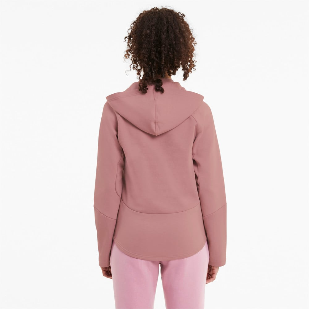 Image Puma Evostripe Full Zip Women's Hoodie #2