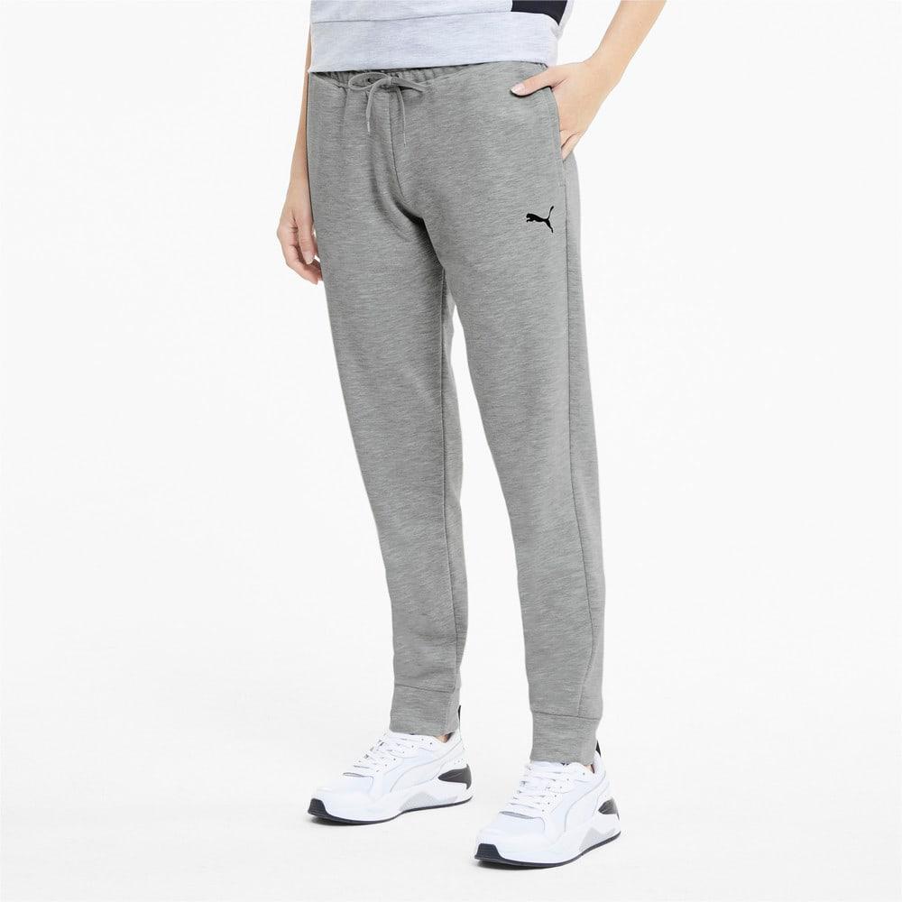 Pantalones Deportivos Modern Sports Para Mujer Gris Puma